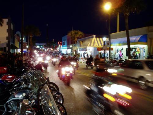 Biker Scene